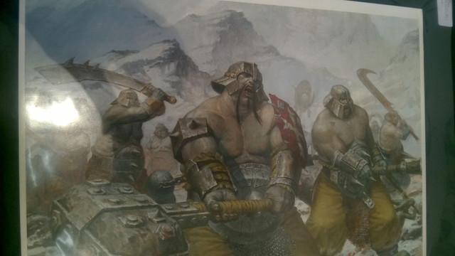 Galerie Daniel Maghen [originaux Warhammer Battle & 40K] 6