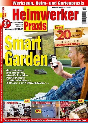 Cover: Heimwerker Praxis Magazin No 05 September-Oktober 2021