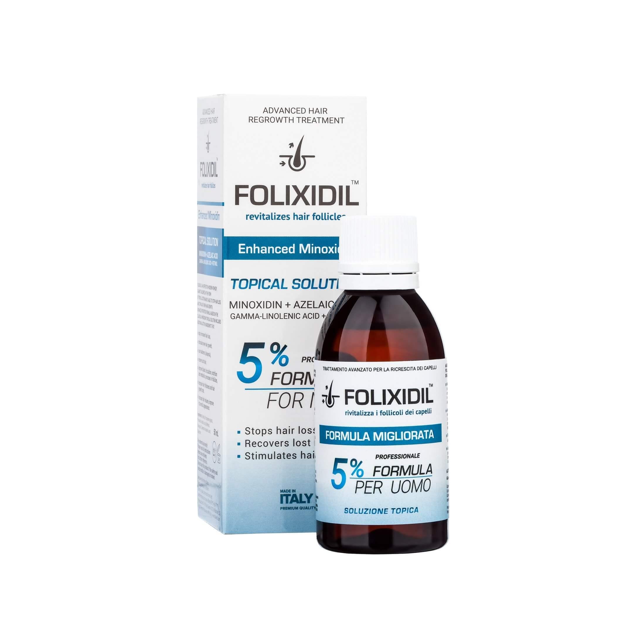 Folixidil 5%