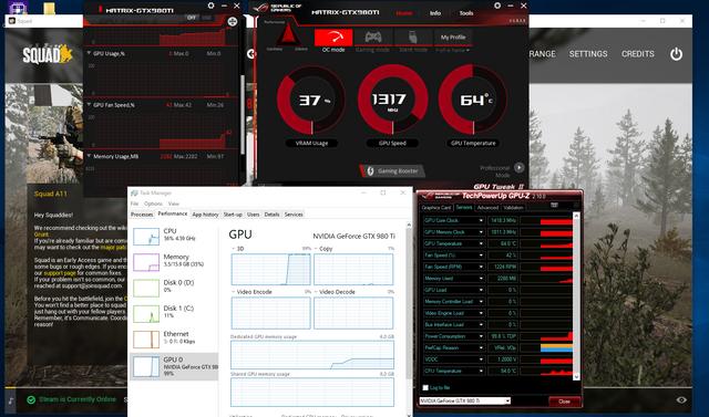 NO GPU load