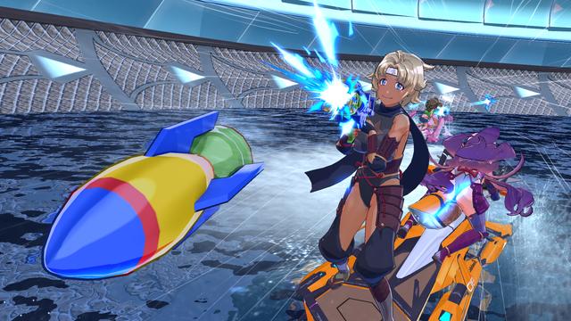 PlayStation®4『神田川JET GIRLS』今日發售! 可操控角色追加DLC也同步上市!  20