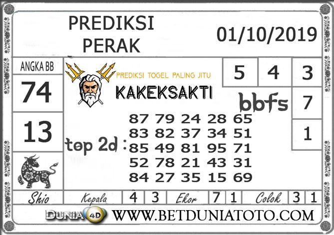 """Prediksi Togel """"PERAK"""" DUNIA4D 01 OKTOBER 2019"""