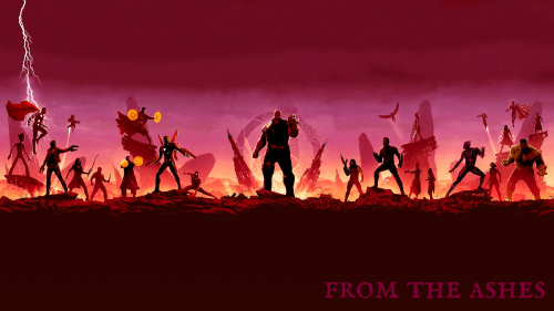 From the Ashes - Premium Post-Endgame MCU Ad