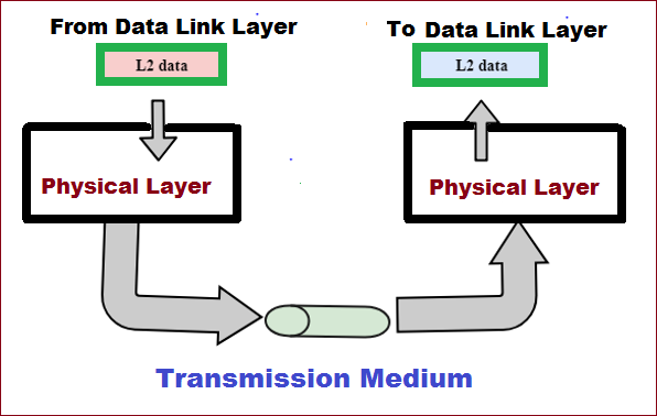 physical layer function