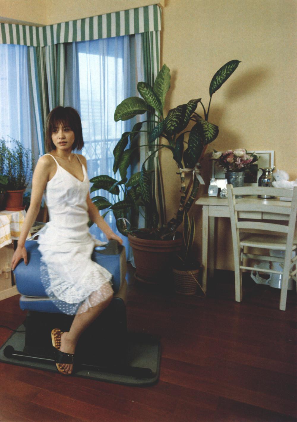 月刊 さとう珠緒 Special 写真集 ham-tamao016