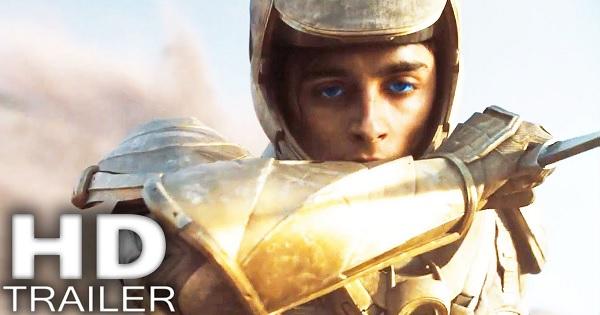 Espectacular nuevo trailer de DUNE