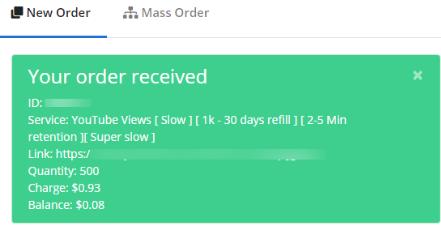 SMMPerfect Order Status