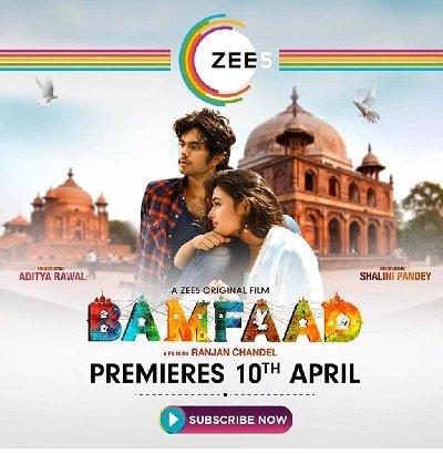 Bamfaad (2020) Hindi 720p HDRip x264 1.4GB Zee5 DL