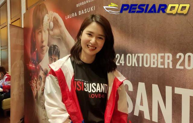 Enam Bulan Jalani Hidup Sebagai Atlet, Laura Basuki Mengaku Bangga
