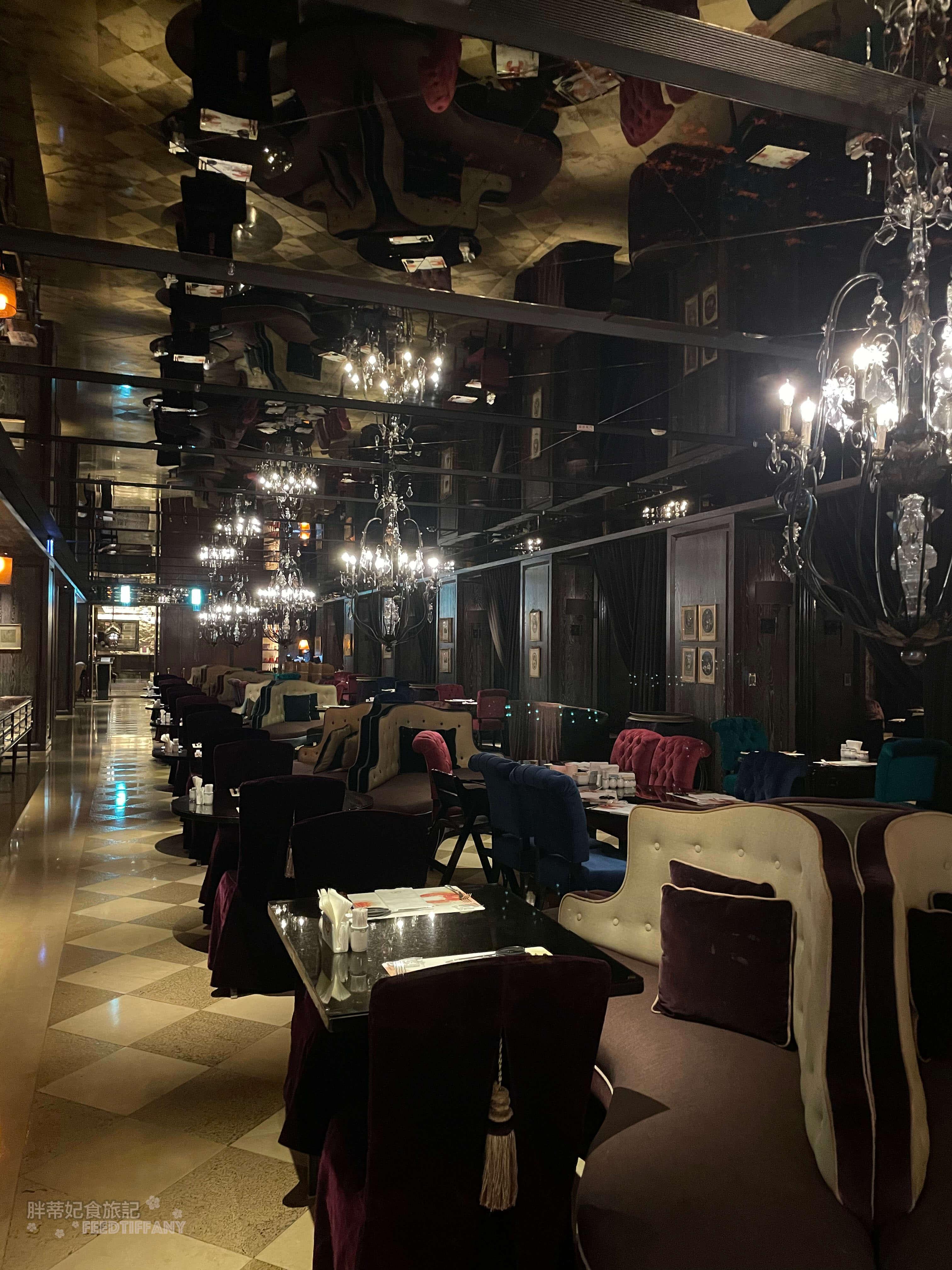 台北君品酒店 雲軒西餐廳