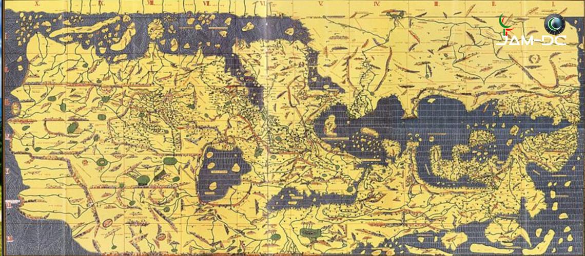 Мусульманский пионер географии