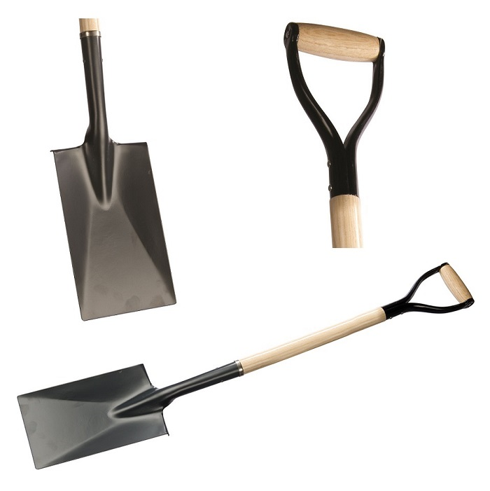 Silverline-Digging-Garden-Spade-GT35