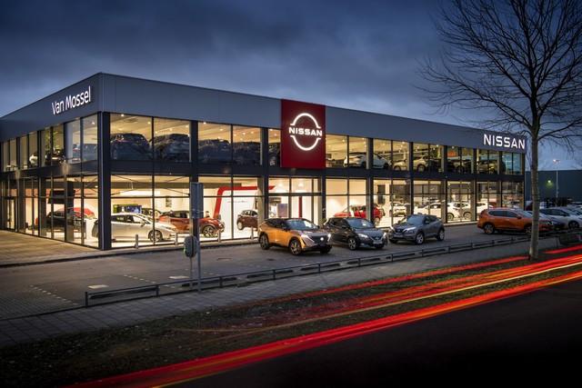 Nissan déploie son nouveau logo dans son réseau de concessionnaires européens DSC0485-v02-source