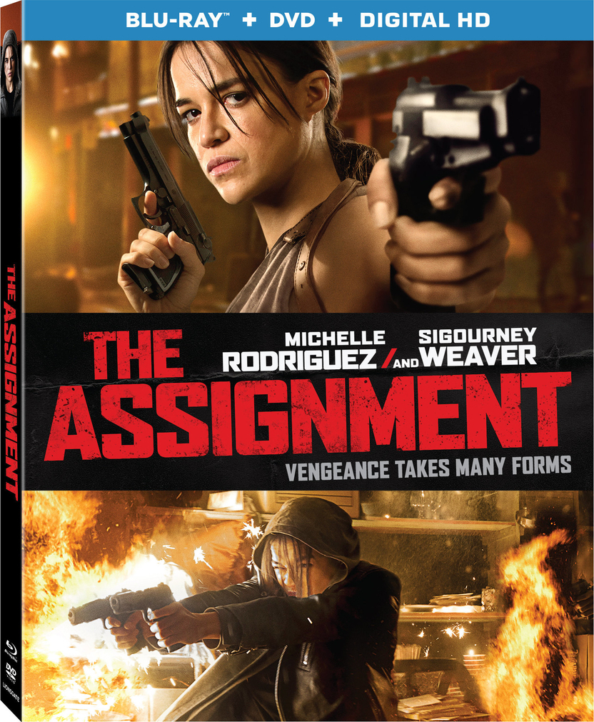 The Assignment 2016 Hindi Dual Audio 720p UNRATED BluRay ESubs 850MB | 350MB Download
