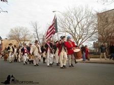 NJ Revolutionary War Sites