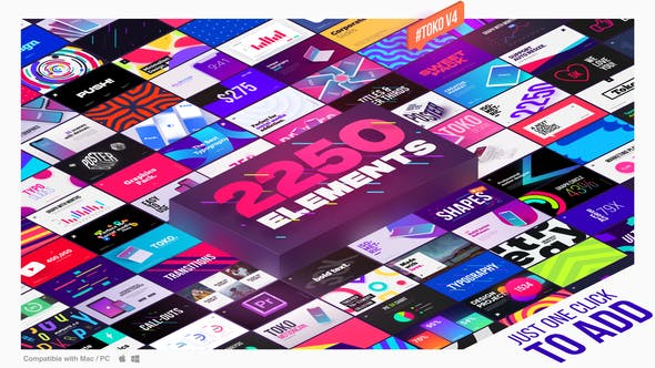 Videohive - Graphics Pack for Premiere Pro V4.1 - 30120633