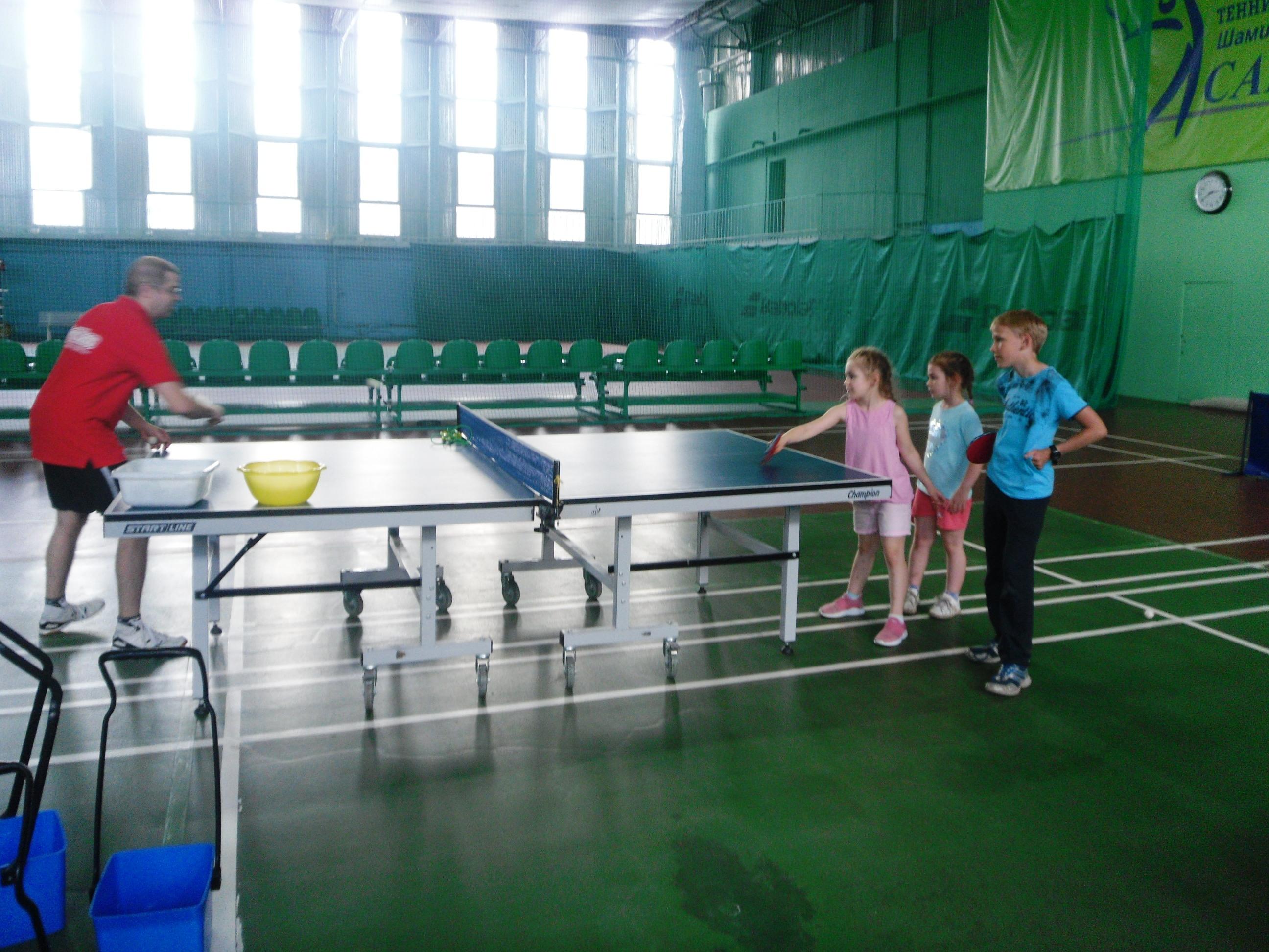 Тренировка в г.Красногорске