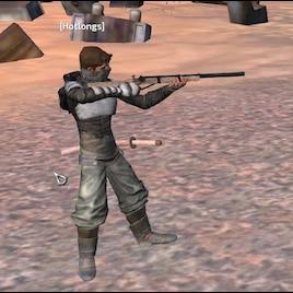 The Shoddy Firearms Mod / Низкокачественное Огнестрельное Оружие