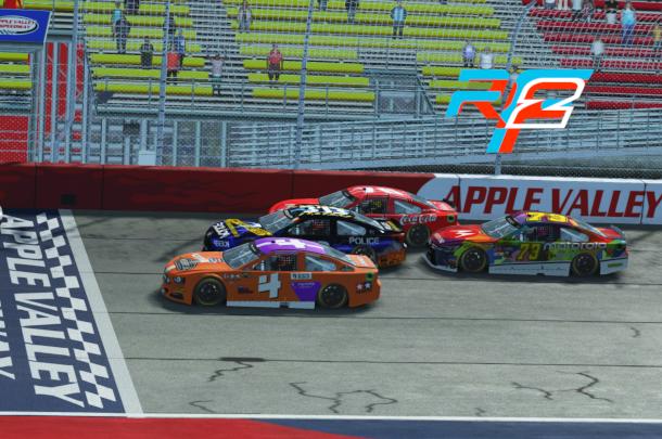 VRC NASCAR 2021 - Round 19 - California