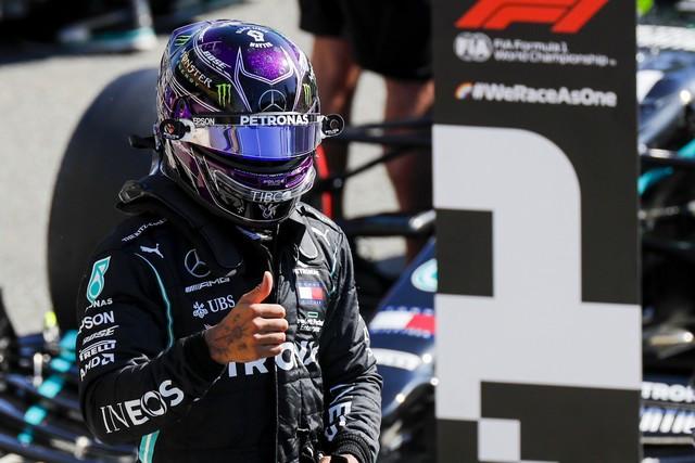 F1 GP d'Italie 2020 (éssais libres -1 -2 - 3 - Qualifications) M241734