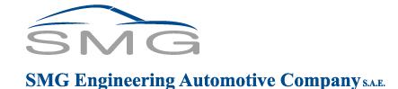 إس إم جى الشركة الهندسية للسيارات