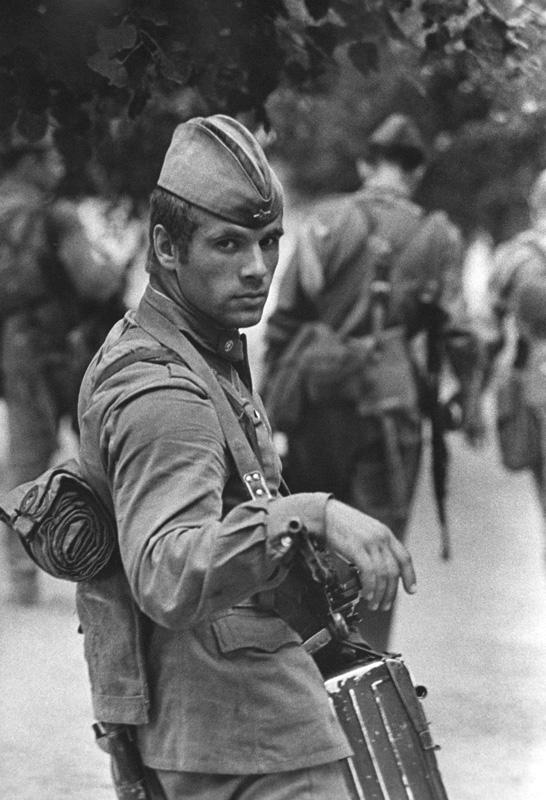 жизнь советской эпохи в фотографиях 13
