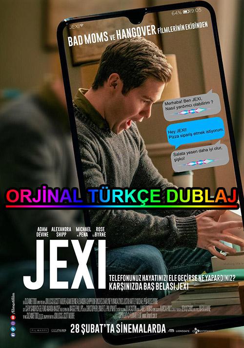 Jexi | 2020 | BDRip | XviD | Türkçe Dublaj | m720p - m1080p | BluRay | Dual | TR-EN | Tek Link