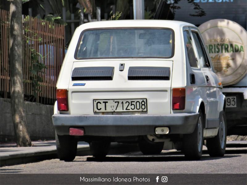 avvistamenti auto storiche - Pagina 27 Fiat-126-650-23cv-86-CT712508-2