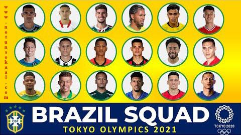 brazil-footbal-team-olympic-squad