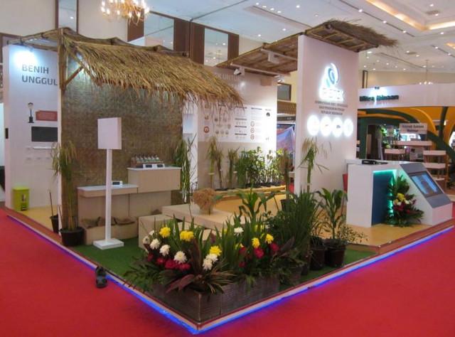 Beberapa Penggunaan Booth Exhibition