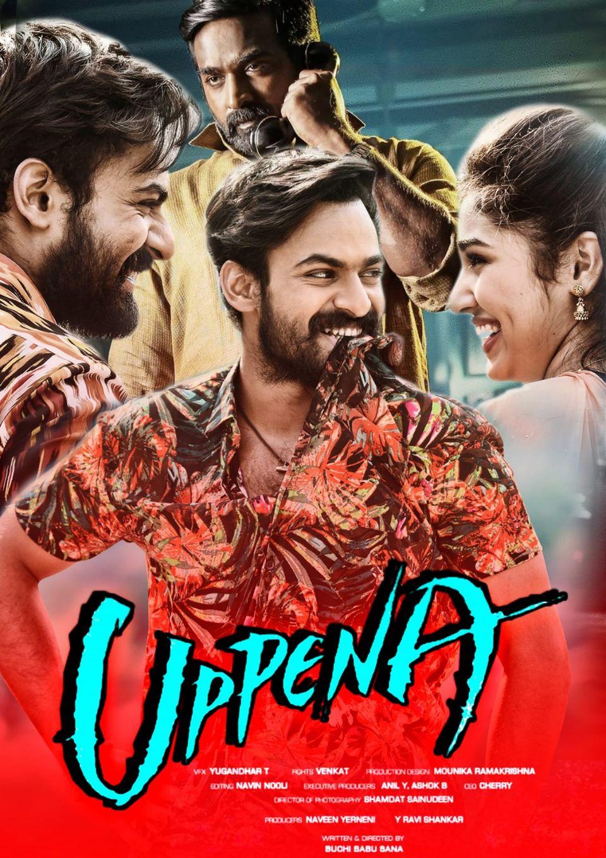 Uppena (2021) Hindi Dubbed 720p HDRip 850MB Download