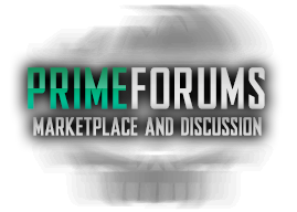 PrimeForums - Online MMO Marketplace Forums
