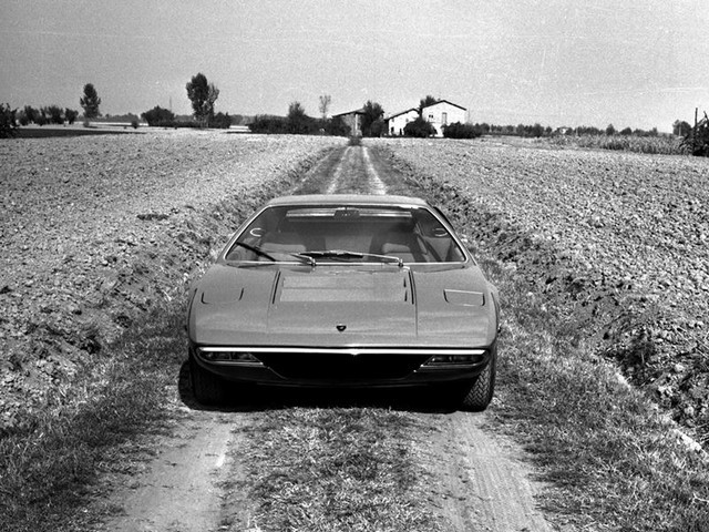 Lamborghini célèbre le 50e anniversaire de l'Urraco 570283-v2