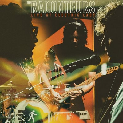 The Raconteurs - Live At Electric Lady (EP) (2020) mp3 320 kbps
