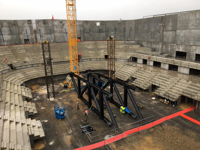 « Arena Futuroscope » grande salle de spectacles et de sports · 2022 - Page 15 143508659-3837654882953315-2850774165383406284-o