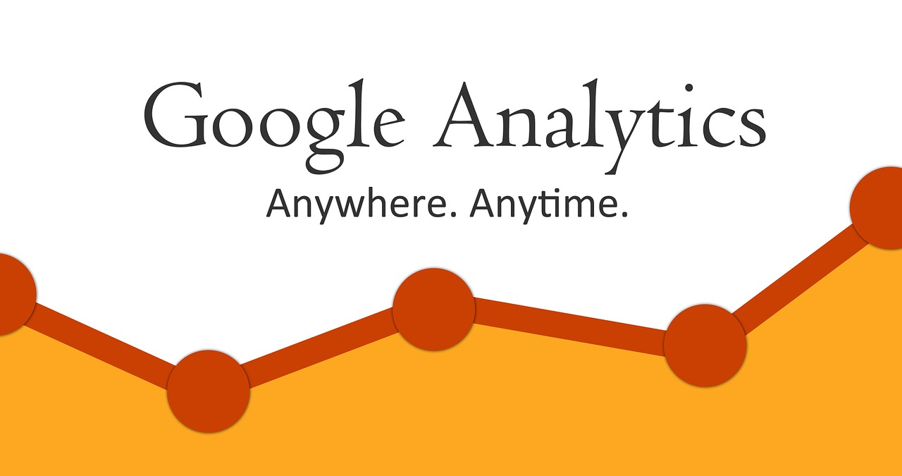 Among the company's services we have Google Analytics