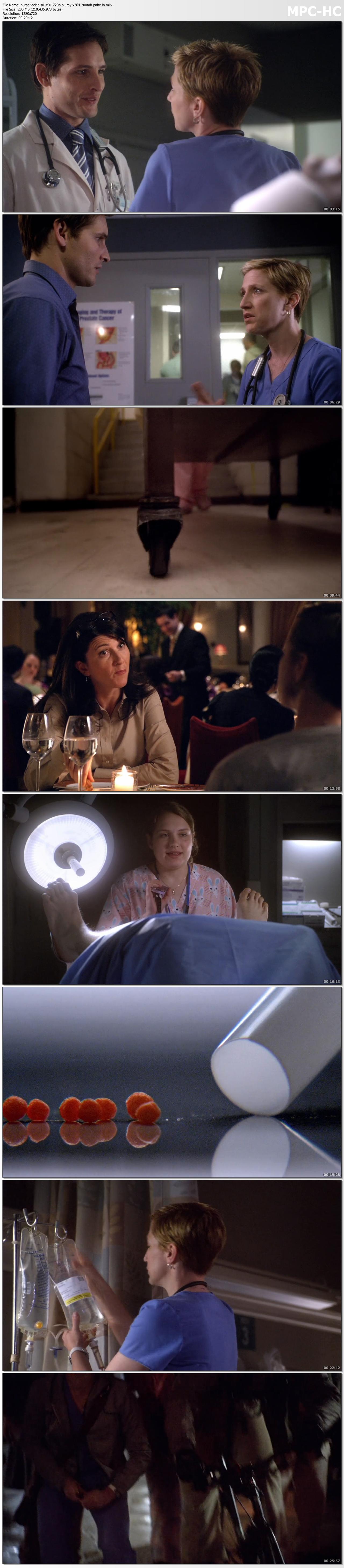 Nurse Jackie Season 1-7 Complete BluRay 720p - Pahe in