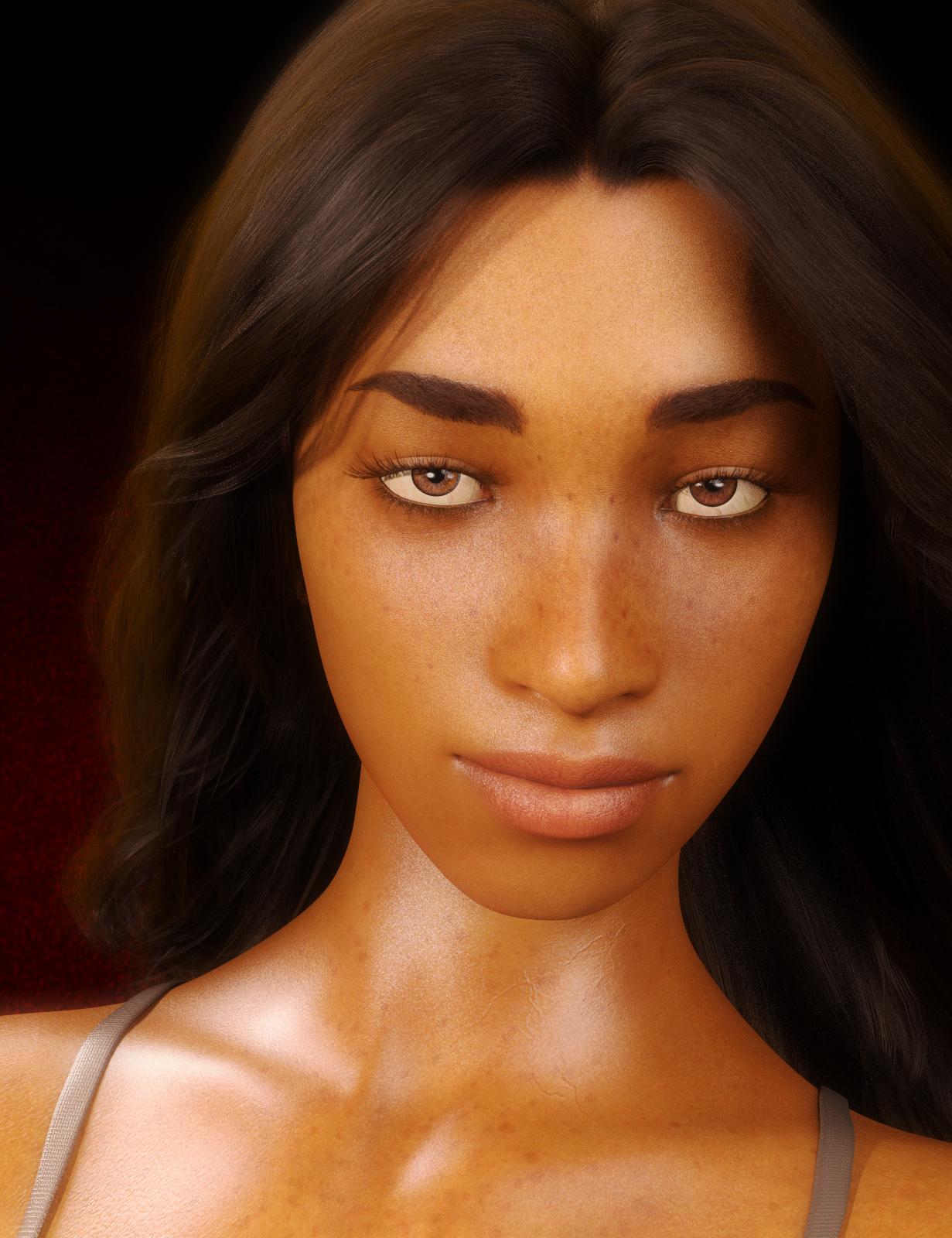 Nurys for Genesis 3 & 8 Females