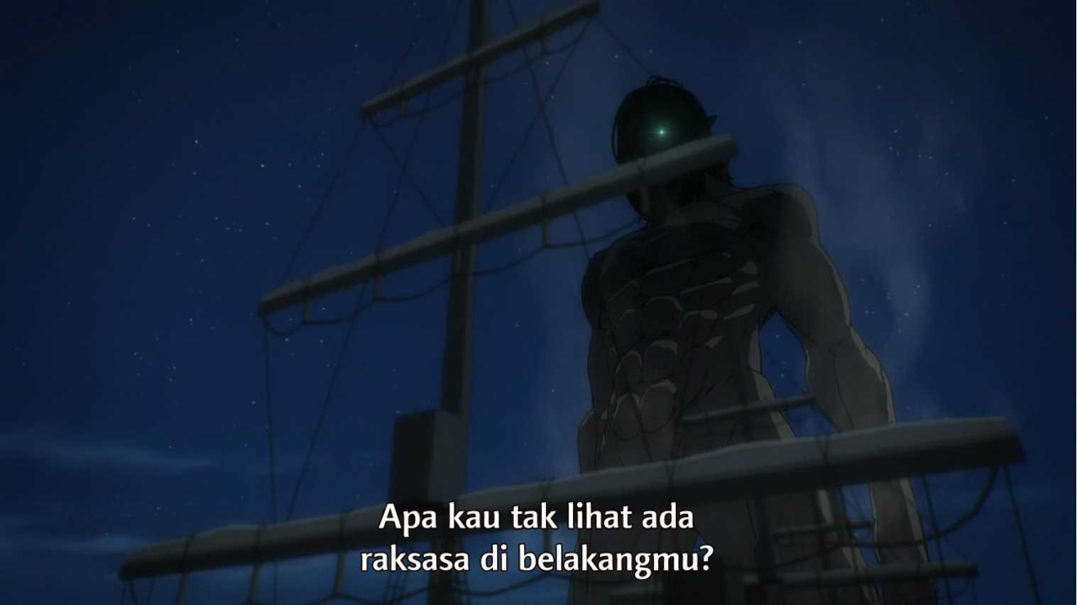Shingeki no Kyojin Season 4 Episode 9 Subtitle Indonesia