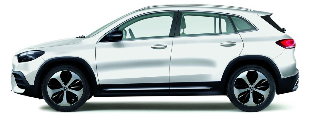 2020 Mercedes GLA II 57
