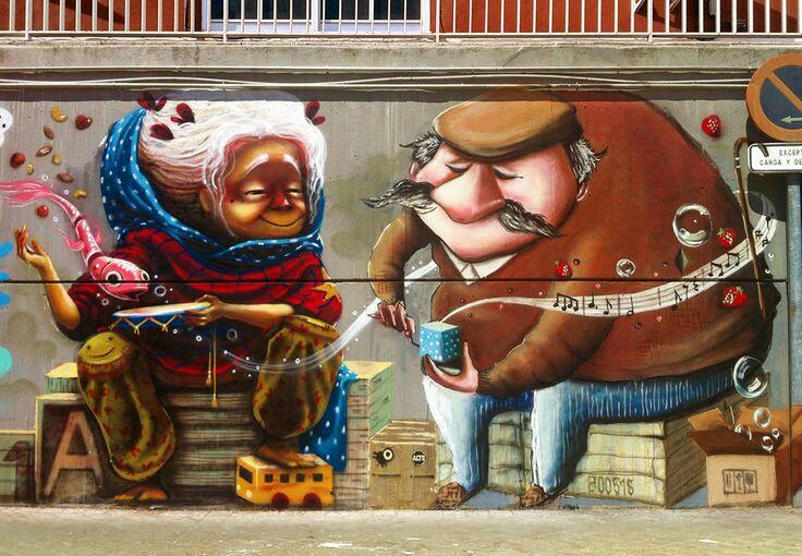 Arte callejero.  - Página 13 285