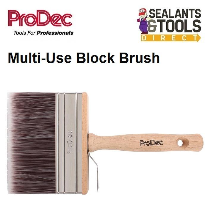 Prodec-PBBB001-Block-Brush-Paint-Stain-Dust-Roof-Coating