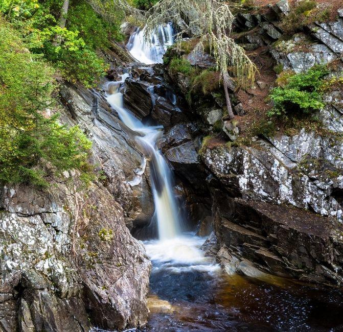 Falls of Bruar, Pitlochry, Perth