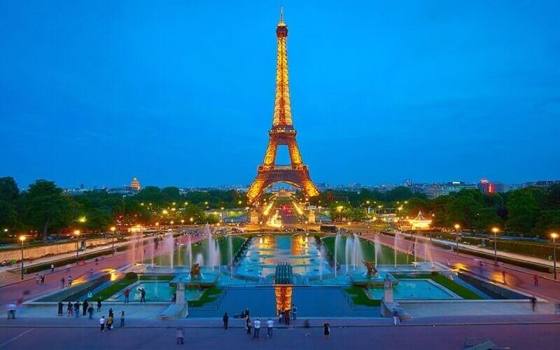 Paris city photo