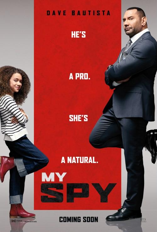 Mój szpieg / My Spy (2020) HDCAM.x264-SUNSCREEN