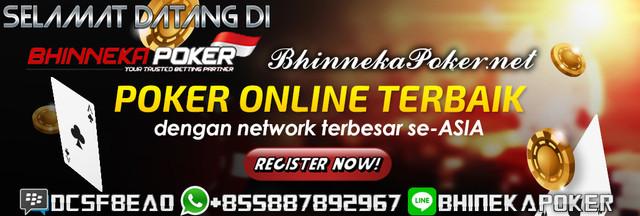 BhinnekaPoker.com | Agen Poker Online Terbaik dan Terpercaya New-8
