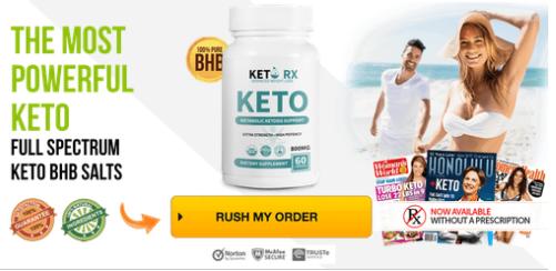 Keto-RX-Pills