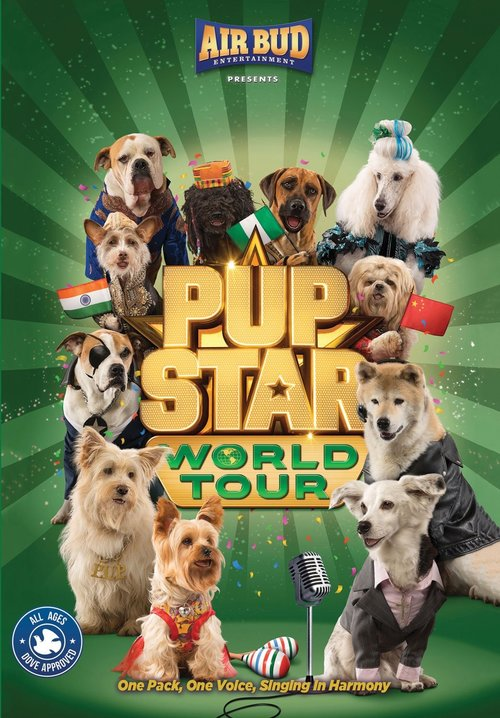 Pup Star: World Tour (2018) PLDUB.WEB-DL.x264.DD2.0-MXFiLMS / Dubbing PL