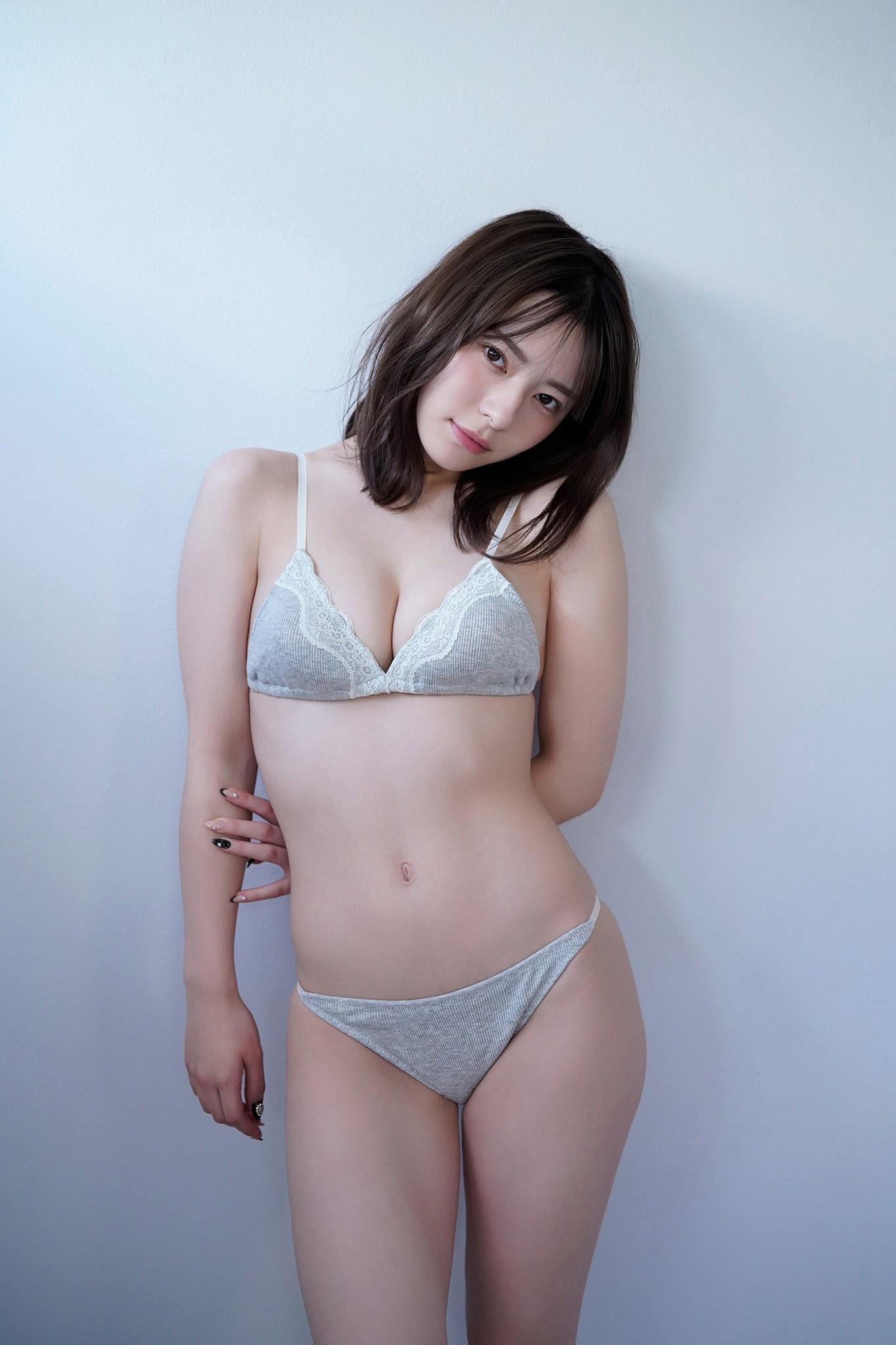 [Yanmaga Web] マーフィー波奈・ヤンマガアザーっす!021