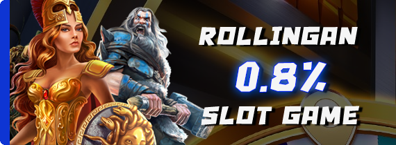 Rolligan 0.8% Slot Game